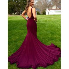 simple prom dresses long