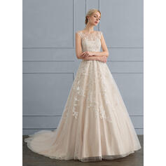sophisticated wedding dresses for older brides