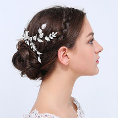 "Combs & Barrettes Wedding/Party Alloy 5.12""(Approx.13cm) 1.77""(Approx.4.5cm) Headpieces"