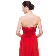 elegant short prom dresses long