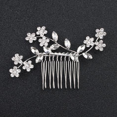 Combs & Barrettes Wedding/Party Rhinestone/Alloy Nice Ladies Headpieces