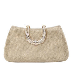Clutches Wedding/Ceremony & Party Sparkling Glitter Snap Closure Dreamlike Clutches & Evening Bags