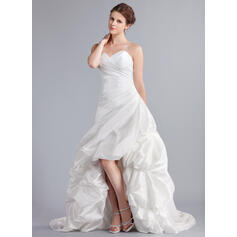 simple but unique wedding dresses