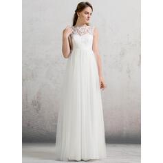 robes de mariée crème pour les mariées plus âgées