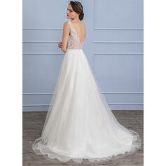 sleek lace wedding dresses perth