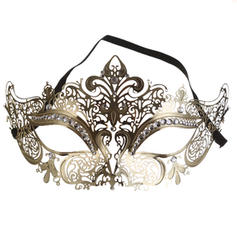 """Masks Wedding/Special Occasion/Party Alloy 8.66""""(Approx.22cm) Glamourous Headpieces"""