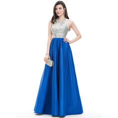 prom dresses with sleeves royal blue