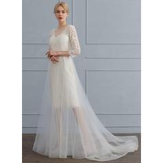 robes de mariée petite 2021