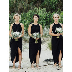 natural waist bridesmaid dresses