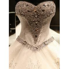 tynn stropp brudekjoler