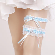 Garters Bridal/Lady Wedding/Special Occasion Tulle 2-Piece/Lovely Garter