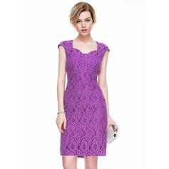 Luxurious Sheath/Column With Cocktail Dresses