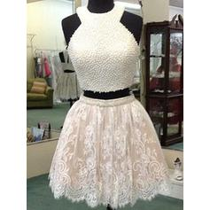 beautiful homecoming dresses lace