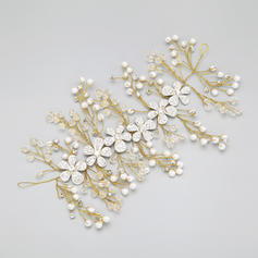 "Headbands Wedding/Special Occasion/Party Rhinestone/Alloy 20.08""(Approx.51cm) 1.57""(Approx.4cm) Headpieces"