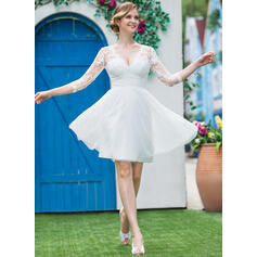 simple city hall wedding dresses