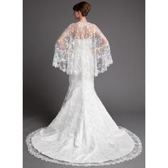 på lager brudekjoler