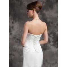 simple beautiful plus size wedding dresses