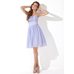 cute puffy homecoming dresses