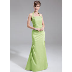 aqua long bridesmaid dresses with sleeve