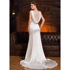 robes de mariée étonnantes perles