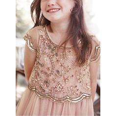 hot pink flower girl dresses