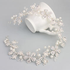 "Headbands Wedding Alloy 13.39""(Approx.34cm) 1.38""(Approx.3.5cm) Headpieces"