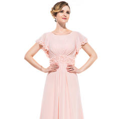 dusky pink evening dresses