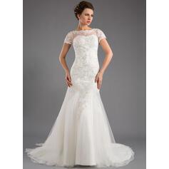 robes de mariée en cristal sexy