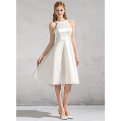 vestidos de noiva casuais curtos noiva mais velha