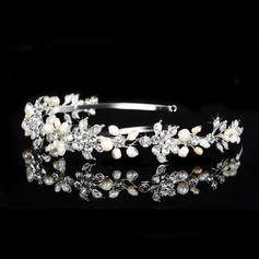 Tiaras Wedding/Special Occasion/Party Rhinestone/Alloy/Imitation Pearls Beautiful Ladies Headpieces