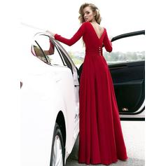 evening dresses long red prom dress