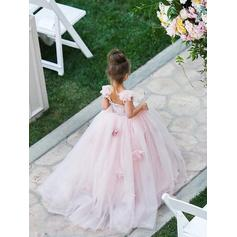 black flower girl dresses for wedding
