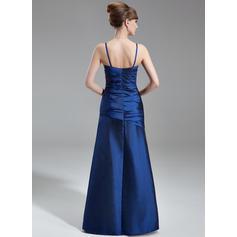 midnight blue bridesmaid dresses