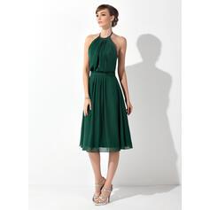 affordable long black bridesmaid dresses
