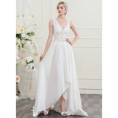 A-Line/Princess - Wedding Dresses (002097356)
