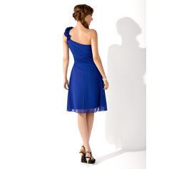 chiffon bridesmaid dresses for women plus size