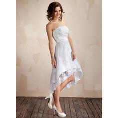 élégantes robes de mariée courtes