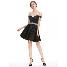 50's themed homecoming dresses