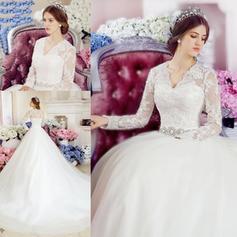 robes de mariée royales