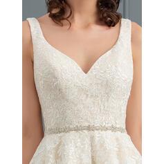 robes de mariée en plein air