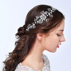 "Headbands Wedding/Party Alloy 7.48""(Approx.19cm) 2.76""(Approx.7cm) Headpieces"