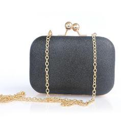 Handtaschen Hochzeit/Zeremonie & Party PU Stutzen Verschluss Elegant Clutches & Abendtaschen