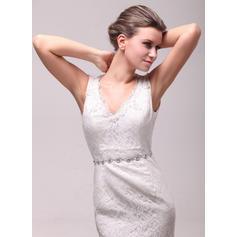 Women Satin With Rhinestones Sash Beautiful Sashes & Belts