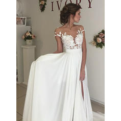 vintage lace low back wedding dresses