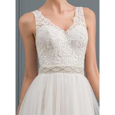 rougir les robes de mariée
