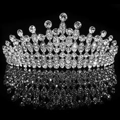"""Tiaras Wedding/Special Occasion Alloy 12.40""""(Approx.31.5cm) 5.31""""(Approx.13.5cm) Headpieces"""