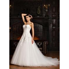 vestidos de novia con bling
