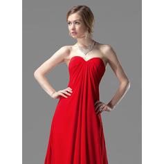 hanging shoulder bridesmaid dresses