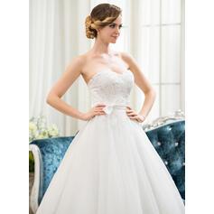 fuldfigur brudekjoler