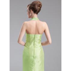 dama de honor vestidos de verde azulado